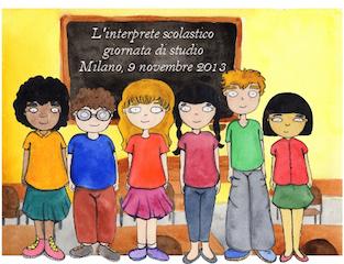 L'interprete scolastico – Giornata di studio