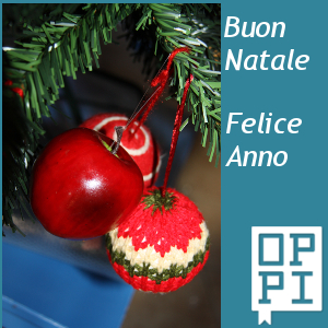 OPPI vi augura un Buon Natale e Felice Anno nuovo