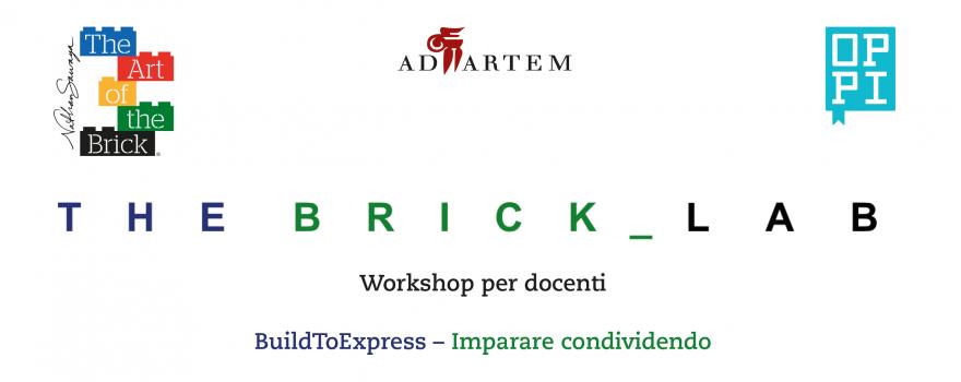 The Brick Lab – Workshop per docenti